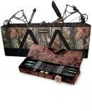 Lakewood Products Bowfile Double Bow Case Combo Deal