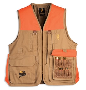 Browning Pheasants Forever Shooting Vest
